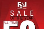 FQ&L SALE OF THE YEAR 2013
