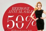 Reebonz Space Annual Sale ลดสูงสุด 50%